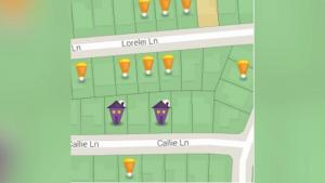 Halloween Treat Map App Shows Trick Or Treaters Where To Go