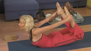 How To Learn Yoga Backbends Part 2 10042580 By Videojug