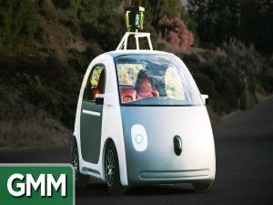 The Driverless Car Race