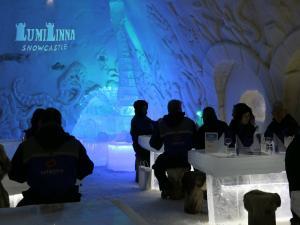 Snowcastle Snowhotel In Kemi Finland