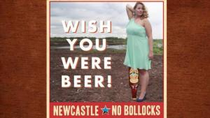 Newcastle Needs Your Pics For Ads Because They Ran Out Of Money