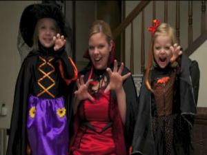 Choosing My Halloween Costume
