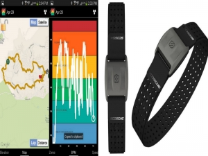 Scosche Rhythm Plus Armband Heart Rate Monitor