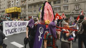 Abortion Law Defeat Cheered By Thousands In Madrid