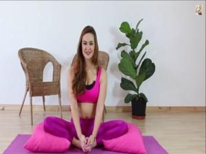 Hot Yoga For Beginners Exercises For Women To Increase Fertility Levels
