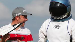 British Golfer Wins Trip Into Space After Sinking A Hole In One