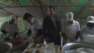 2500 Donated Meals In Support Of Peshmerga Fighting Is