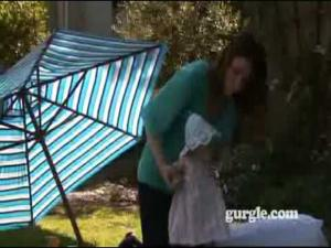 Keeping Your Baby Cool In Hot Weather