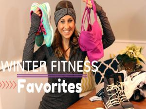 Winter Workout Favorites 2015