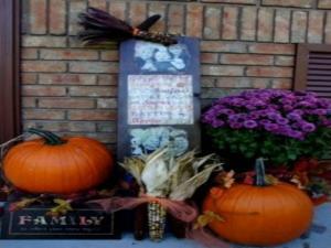 Free Outdoor Fall Decor Ideas