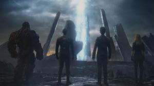 The Fantastic Four Teaser Reveals Superheroes Overhaul