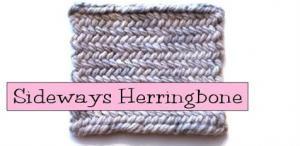 Sideways Herringbone