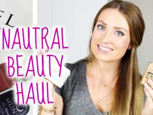 Natural Beauty Haul