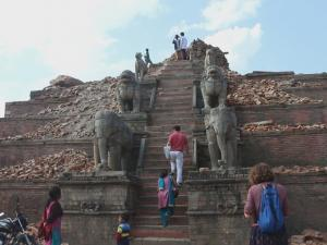 Nepal Cultural Tragedy Unesco Sites Reduced To Rubble