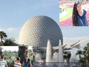 Our Trip To Epcot