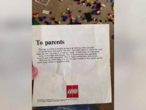 699824 Lego Confirms Viral 1970 S Note To Parents Is Authentic