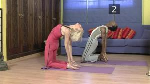 How To Do Yoga Postures To Strengthen Your Back 10042535 By Videojug