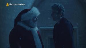 World Exclusive Preview Doctor Who Christmas Special