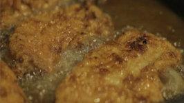 Pan Fried Boneless Chicken