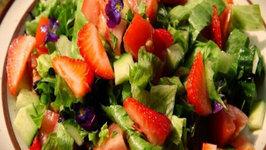 Farm Fresh Salad with Dijon Vinaigrette