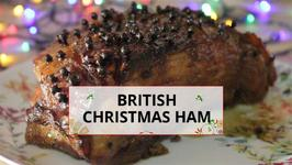 How to International Christmas Cooking British Ham