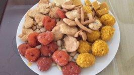 Diwali Recipes - Festival Food ( Happy Diwali)