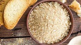 Grinding Bread Crumbs