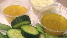 The Best DIY Healthy Salad Dressings