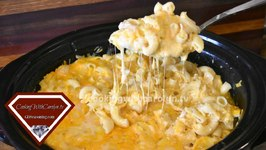 The Best Crock Pot Five Cheese Macaroni And Cheese  Soul Food