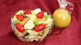 Lemon Salad Dressing