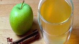 Quick Tips Apple Tisane (Caffeine Free Herbal Tea)