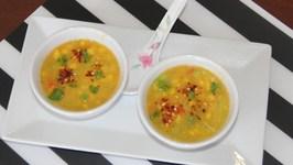 Quick Easy Corn Soup