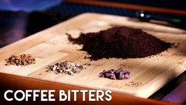 Homemade Sous Vide Coffee Bitters