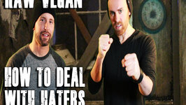 Raw Vegan and How to Deal with Haters  Q and A Part 2