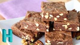 Five Nut Brownies