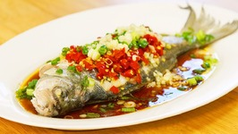 The Hottest Chilies Steamed Fish Recipe