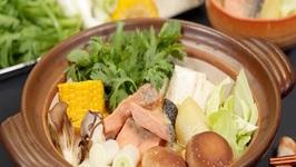 Ishikari Nabe (Salmon Hot Pot) Recipe