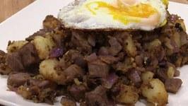 Prime Rib Beef Hash Recipe