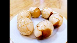 How to Make Marbled Tea Eggs and Great News!