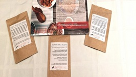 Raw Spice Bar August Monthly Subscription
