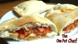 Pizza Hot Pockets  Calzones