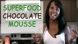 Superfood Chocolate Mousse
