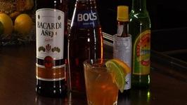 Anejo Cocktail