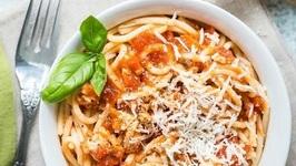 Crock Pot Spaghetti- Easy Dinner Recipe