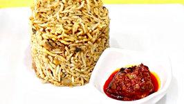 Gongura Rice - Gongura Pulihora - Andhra Rice Recipe