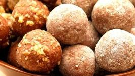 Chocolate Nut Truffles