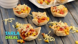 Mexican Bread Tartlets