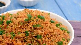 Schezuan Fried Rice