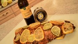 How To Bake Napa Valley Tres Citrus Balsamic Salmon