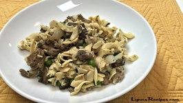 Crock-Pot Cuisine - Savory Beef With Stroganoff Sauce